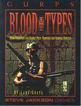 RPG Item: GURPS Blood Types