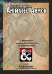 RPG Item: Encounter with Animated Armor