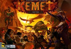 Kemet: Seth Cover Artwork