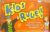 Board Game: Kids Rule!