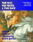 Issue: The Way, The Truth & The Dice (Vol 4 - Summer 2007)