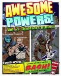 RPG Item: Awesome Powers! Volume 03: Spatial Powers