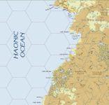 RPG Item: Atlas Hârnica Map D8