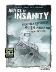 RPG Item: R.E.A.C.T. Case File #XA013: Abyss of Insanity (True20)