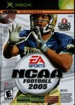 Video Game: NCAA Football 2005