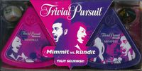 Board Game: Trivial Pursuit: Girls vs Guys – Bite Size