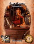 RPG Item: Cleric Domain: Commerce Domain
