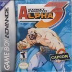 Video Game: Street Fighter Alpha 3