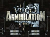 Video Game: Total Annihilation