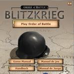 Video Game: Order of Battle: Blitzkrieg