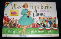 Board Game: Miss Popularity
