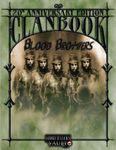 RPG Item: Clanbook: Blood Brothers