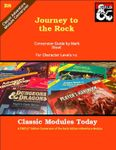 RPG Item: Classic Modules Today B8: Journey to the Rock