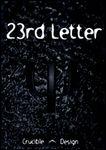 RPG Item: The 23rd Letter