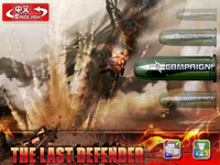 Video Game: The Last Defender HD