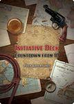 RPG Item: Initiative Deck: Countdown From 10 - Pulp Adventures