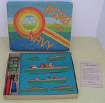 Board Game: Bomb the Navy
