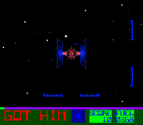 Video Game: Star Fire (1979)