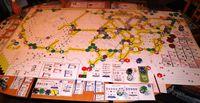 Board Game: 18C2C: Manifest Destiny