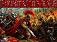 Video Game: Ancient Battle: Rome