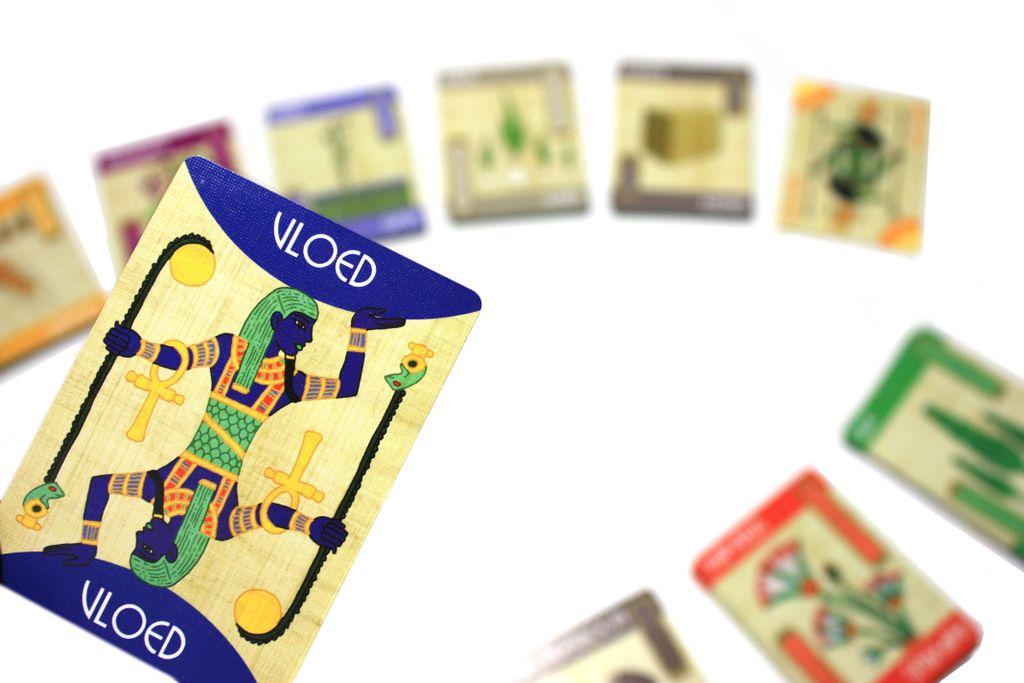 Board Game: Nile DeLuxor