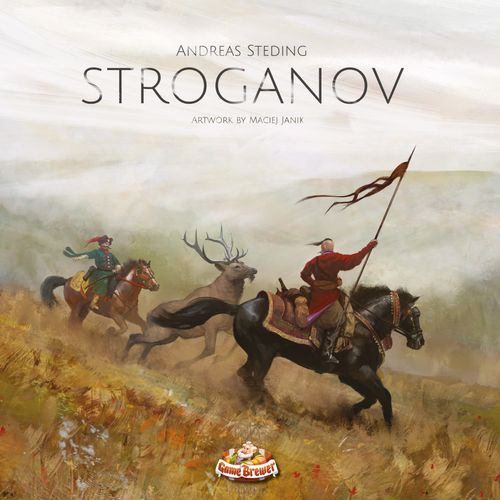 Board Game: Stroganov