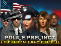 Board Game: Police Precinct