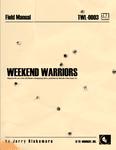 RPG Item: Weekend Warriors Demo Version (d20 Version)