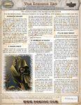 RPG Item: The Lincoln Imp