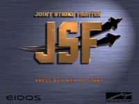 Video Game: JSF: Joint Strike Fighter