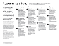 RPG Item: Backstory Cards: A Land of Ice & Peril