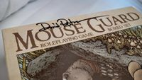 RPG: Mouse Guard