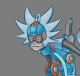 Character: Blitz (20XX)