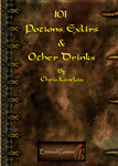RPG Item: 101 Potions, Elixirs & Other Drinks