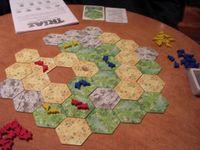 Board Game: Trias
