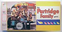 Board Game: The Partridge Family