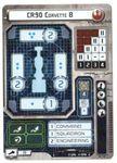 Board Game Accessory: Star Wars: Armada – CR90 Corvette B Alternate Art