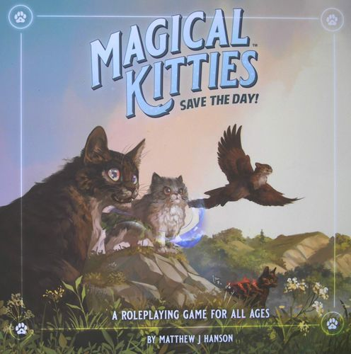 RPG Item: Magical Kitties Save the Day! Boxed Set