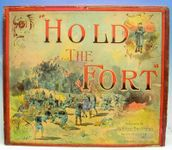 Board Game: Hold the Fort