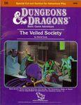 RPG Item: B6: The Veiled Society