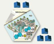Board Game: Key to the City: London