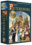 Board Game: Saint Petersburg (Second Edition)