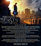 RPG Item: Fantastic Beasts and Where to Find Them