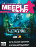 Issue: Meeple Monthly (Issue 32 - Aug 2015)