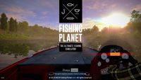 Video Game: Fishing Planet