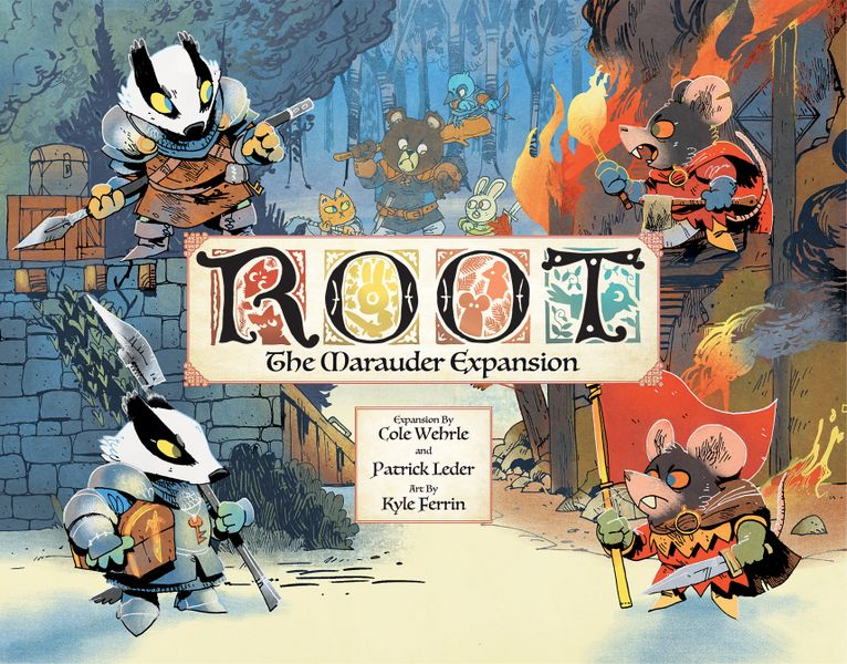 Root: The Marauder Expansion