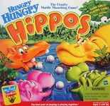 Board Game: Hungry Hungry Hippos