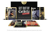 Board Game: Get Out of Colditz: The Card Game