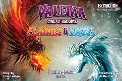 Valeria: Le Royaume: De feu et de glace