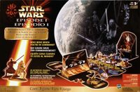 Board Game: Star Wars: Episode I – Battle for Naboo 3-D Action Game